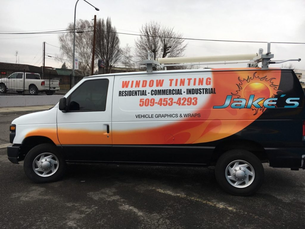 Graphics & Vehicle Wraps | Yakima, Richland, Pasco, and